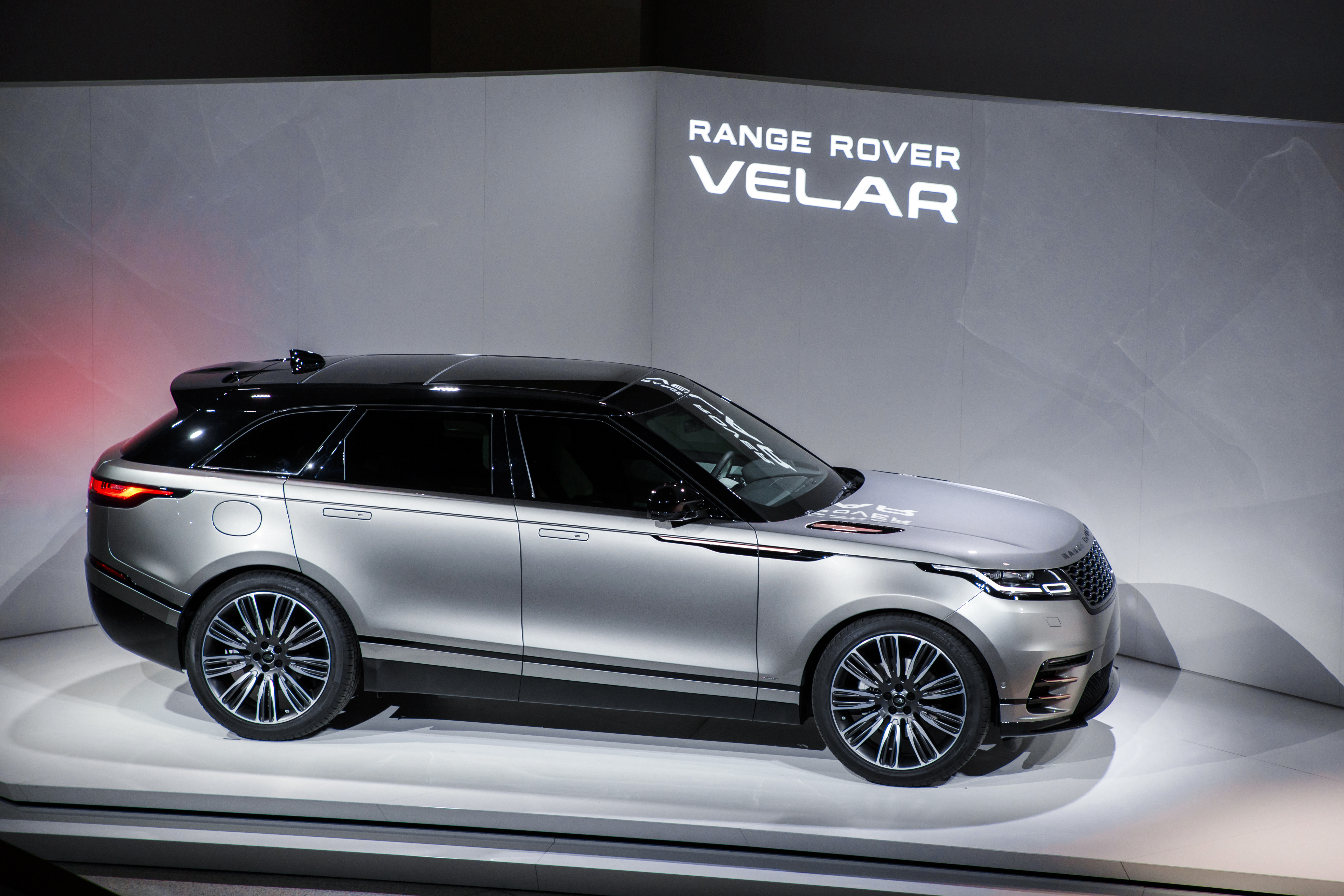 The new Range Rover Velar will be on display at our Show… The